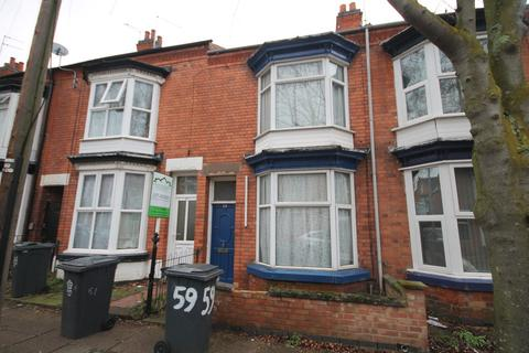 3 bedroom terraced house to rent - Beaconsfield Road, West End, Leicester, LE3