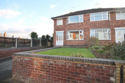 3 bedroom semi-detached house to rent - Sanvey Lane, Aylestone, Leicester LE2