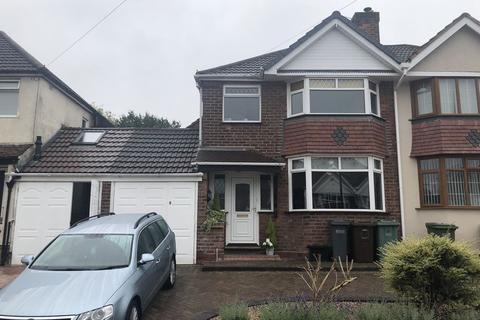 3 bedroom semi-detached house to rent - Greyfort Crescent, Olton