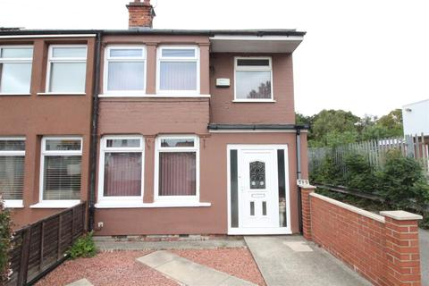 3 bedroom end of terrace house for sale - Spring Bank West, Hull