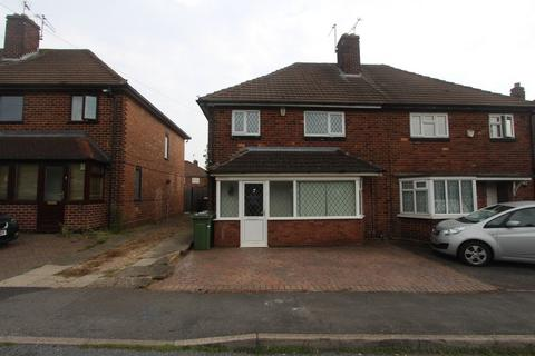 3 bedroom semi-detached house to rent - Kingsway, Braunstone, Leicester, LE3