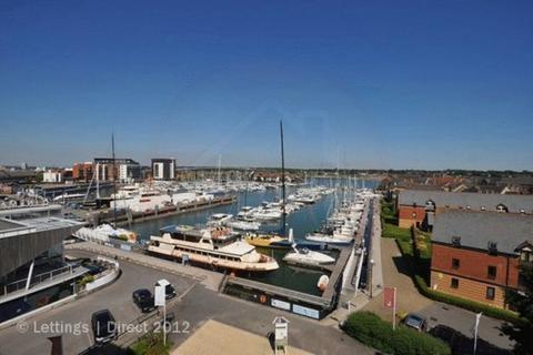 2 bedroom apartment to rent - Cobalt Quarter Maritime Walk, Ocean Village, Southampton, SO14