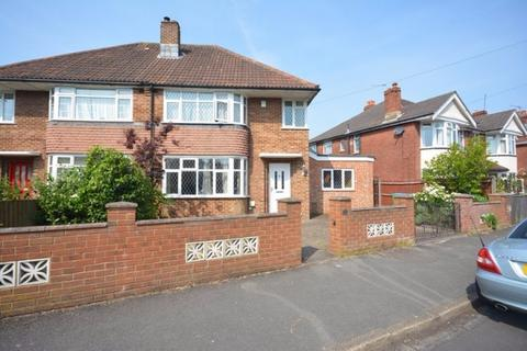 3 bedroom semi-detached house to rent - Dawlish Avenue, Upper Shirley, Southampton, SO15
