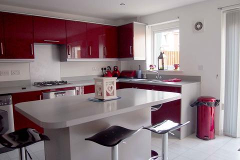 4 bedroom townhouse for sale -  Ffordd Donaldson, Copper Quarter, Swansea, SA1