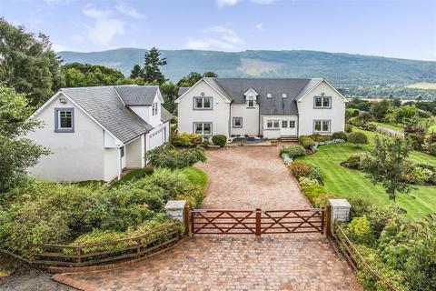 5 bedroom detached house for sale - Strathlene, Croftinloan, Pitlochry