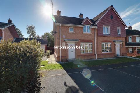 3 bedroom semi-detached house to rent - 32 Jackson Avenue, Nantwich