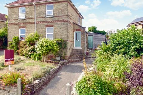 3 bedroom semi-detached house for sale - Victoria Crescent, Poole