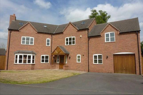 6 bedroom detached house for sale - Longlands Lane, Findern DE65