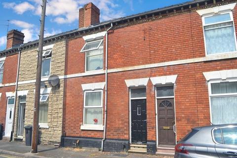 3 bedroom terraced house for sale - Harriet Street,  Derby, DE23