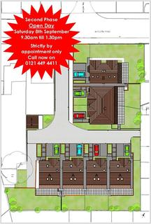 4 bedroom semi-detached house for sale - Plot 2, Development at Augusta Road, BIRMINGHAM, B13 8AE