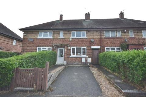 2 bedroom terraced house to rent - Bangor Street, Chaddesden