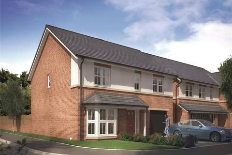 4 bedroom detached house for sale - The Rosebury, At Wood Avens Village, Wellfield Road North, Wingate, TS28