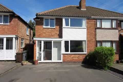 3 bedroom semi-detached house to rent - Studley Croft, Solihull, B92