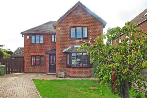 4 bedroom detached house to rent - Rise Close, Long Riston, HU11