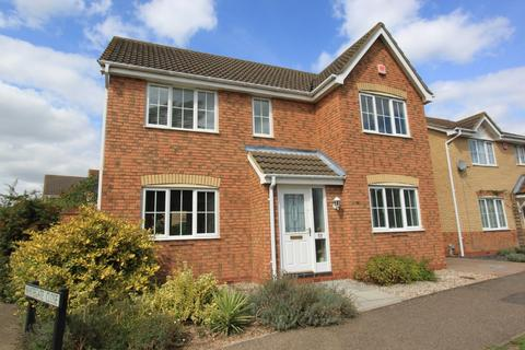 4 bedroom detached house for sale - Moat Way, Swavesey