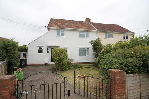 3 bedroom semi-detached house for sale - Hardwick Road, Pill, North Somerset