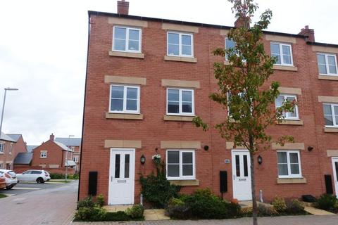3 bedroom terraced house to rent - 68 Geneva Way, Stoke-On-Trent