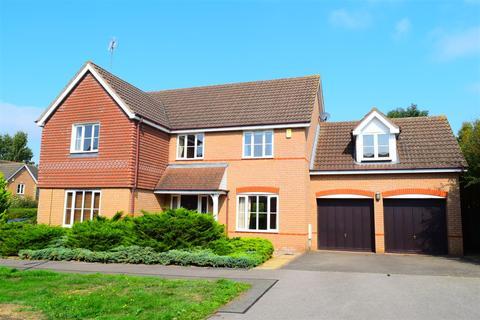 5 bedroom detached house for sale - Samwell Way, Hunsbury Meadows, Northampton