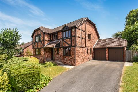 4 bedroom detached house for sale - Colegrove Down, Cumnor Hill