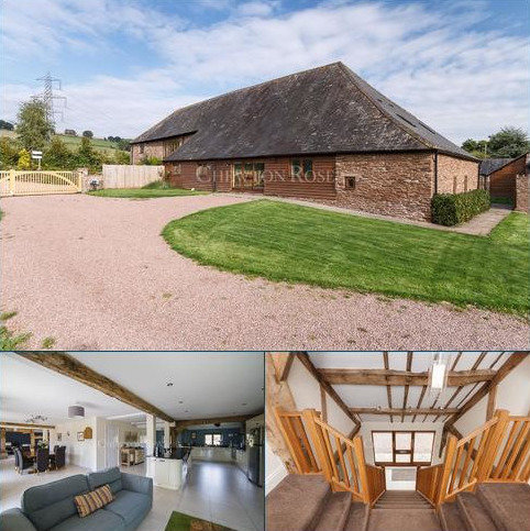 6 bedroom detached house for sale - LLanrothal, Monmouth