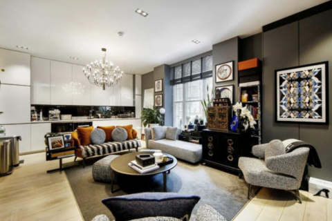 2 bedroom apartment to rent - Executive 2 bed Luxurious Apartment at Warwick Court, WC1R