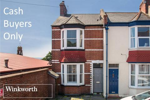 2 bedroom end of terrace house for sale - Kimberley Road, Exeter, Devon, EX2