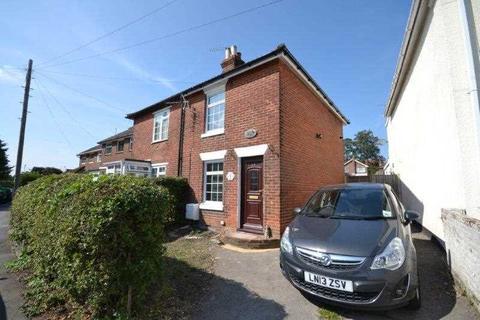2 bedroom semi-detached house to rent - Pound Street, Southampton