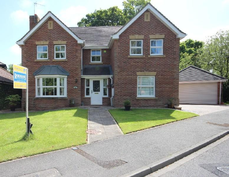 4 Bedrooms Detached House for sale in Relton Way, Hartlepool