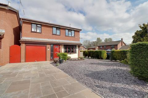 4 bedroom detached house for sale - Charlcote Crescent, Wistaston