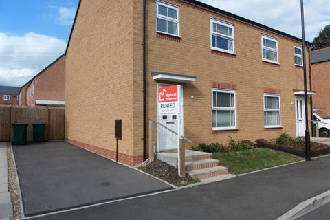 3 bedroom house to rent - Apple Way, Coventry, CV4 8NA