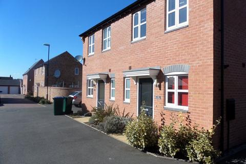 2 bedroom house to rent - The Carabiniers, Stoke Village, CV3 1PW