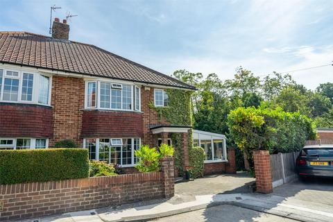 3 bedroom semi-detached house for sale - Ridgeway, Acomb, York