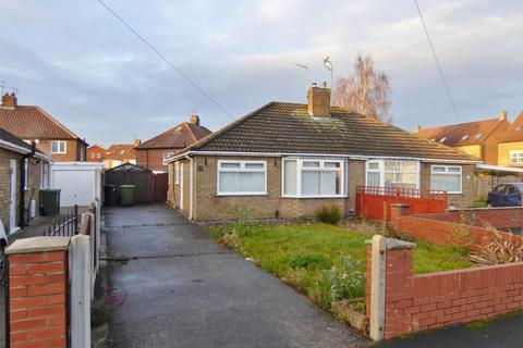 2 bedroom semi-detached bungalow for sale - Elma Grove, Rawcliffe, York