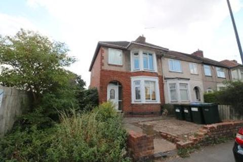 3 bedroom terraced house to rent - Burnaby Road, Coventry, CV6 4AU