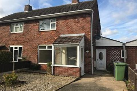 2 bedroom semi-detached house to rent - Laughton Way, Lincoln, LN2 2HA