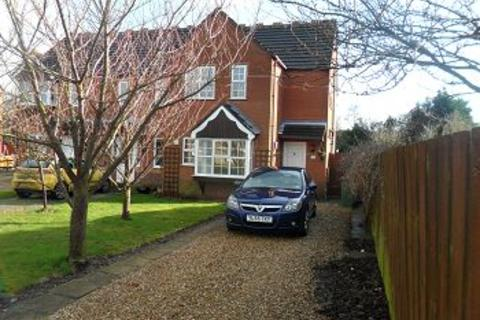 3 bedroom terraced house to rent - Nightingale Crescent, Lincoln, LN6 0JR