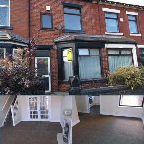 3 bedroom terraced house to rent - Victoria Road, Bolton