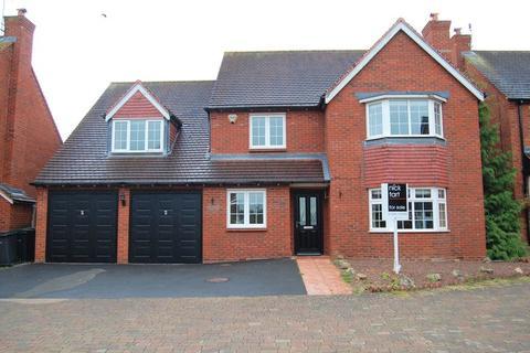 5 bedroom detached house for sale - Long Croft, Albrighton, Wolverhampton