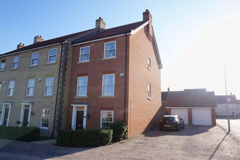 5 bedroom semi-detached house for sale - Lord Nelson Drive, Costessey, Norwich