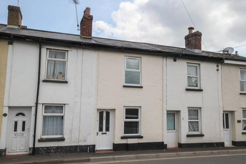 2 bedroom terraced house to rent - Mill Street, Crediton