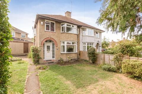 3 bedroom semi-detached house for sale - Brookfield Crescent, Oxford