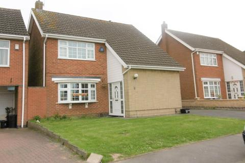 3 bedroom detached house to rent - Severn Road, Oadby,