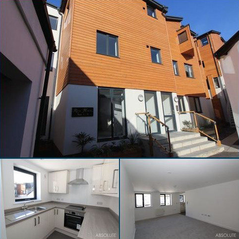 1 bedroom apartment to rent - Strand Hill, Dawlish