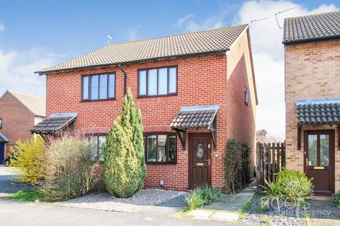 2 bedroom semi-detached house for sale - Peachey Drive, Thatcham
