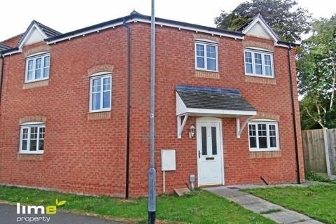 3 bedroom end of terrace house to rent - Hainsworth Park, Hull, HU6 8QQ
