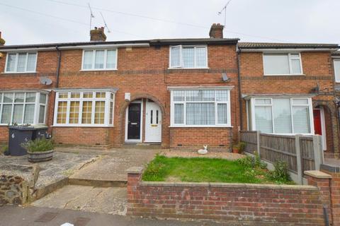 2 bedroom terraced house for sale - Hazelwood Close, Putteridge, Luton, Bedfordshire, LU2 8AR