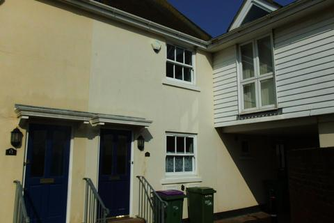 2 bedroom terraced house to rent - Newmans Close, Hythe