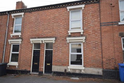 2 bedroom terraced house to rent - Franchise Street,  Derby, DE22