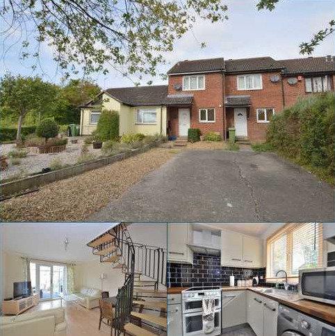 2 bedroom terraced house to rent - Medhurst Two Mile Ash, Milton Keynes