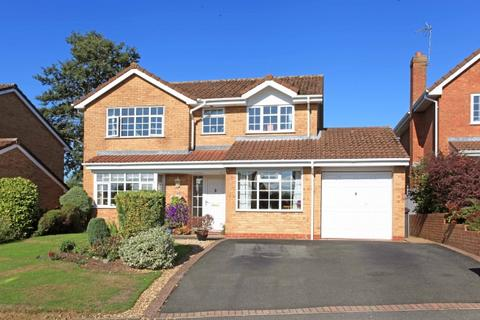 4 bedroom detached house for sale - 18 Essex Chase, Priorslee, Telford, Shropshire, TF2 9ST